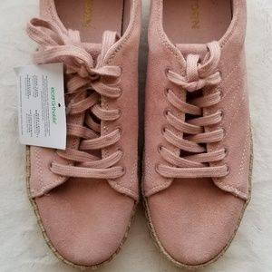 Tretorn Nylite Women's Eco Ortholite Suede Sneaker